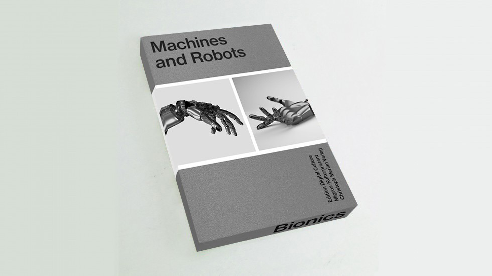 Book Edition Digital Culture 5 Machines And Robots